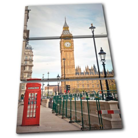 London Big Ben Landmarks - 13-1251(00B)-TR32-PO